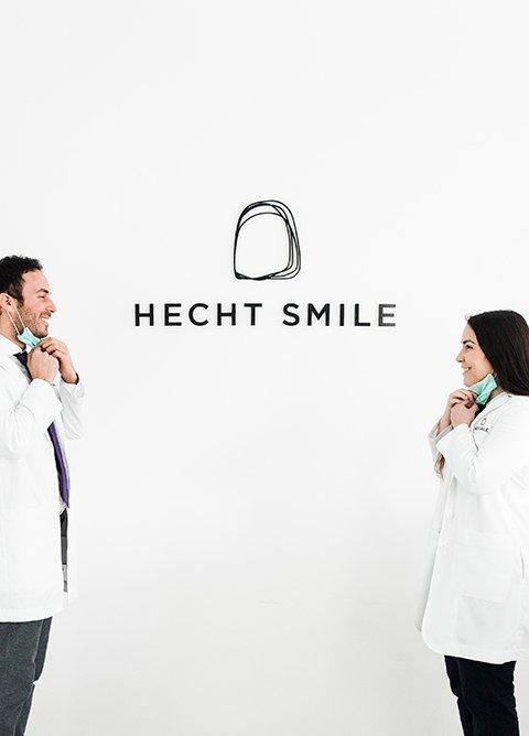 רפואת שיניים אסטתית- הכט סמייל