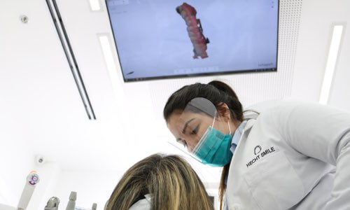 מרפאת שיניים אסתטית בתל אביב- הכט סמייל